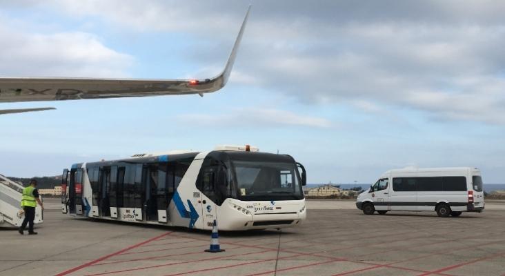 Aeropuerto de Gran Canaria   Foto Tourinews