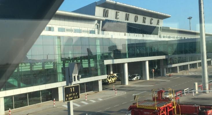 Aeropuerto de Menorca  Foto: Tourinews
