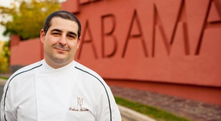 La primera sesión formativa está impartida por Erlantz Gorostiza (en la imagen), chef con dos estrellas Michelin y cocinero del restaurante MB Ritz Carlton Abama (Tenerife)