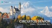 Mapa Tours se adelanta al Imserso y comercializa su programa sénior para 2021