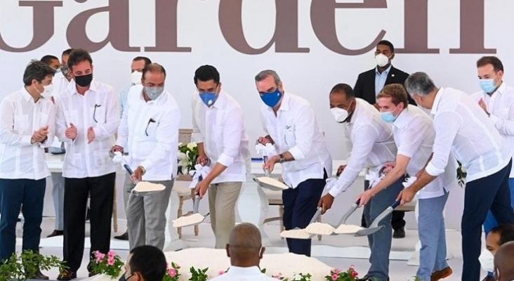 Nueva ronda de inauguraciones y picazos turísticos del presidente de R. Dominicana | Inauguración Hilton