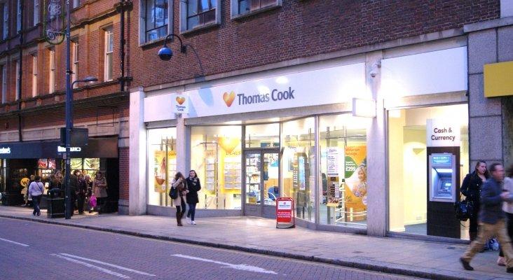 Thomas Cook presenta sus resultados