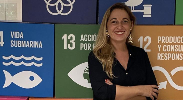 """""""Nuestros clientes prefieren hoteles que se preocupen por la sostenibilidad"""" Soraya Romero, directora de Sostenibilidad EMEA del Grupo Iberostar"""
