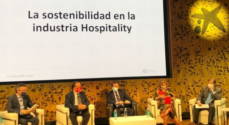 Junta directiva del Club Top Food & Beverage   Foto: LinkedIn de Ramón Gómez Ugalde, director corporativo en Onnera Group