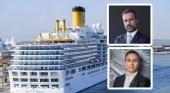 Costa Cruceros anuncia importantes cambios en su directiva cara a la reanudación de los cruceros