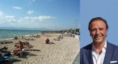 Juan Miguel Ferrer, CEO de Palma Beach (Mallorca)