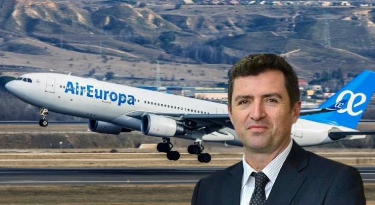 Velentín Lago, nuevo consejero delegado de Air Europa   expansión.com