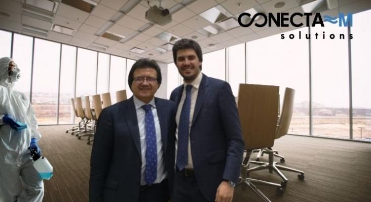 Luis Mata y Jorge Mata, de Conecta M