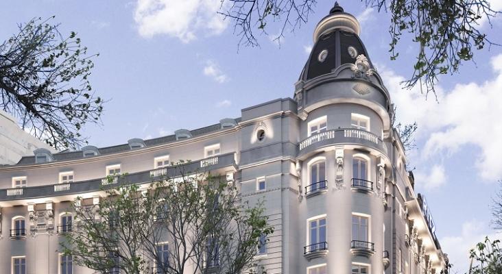El renovado Mandarin Oriental Ritz de Madrid abrirá sus puertas el 15 de abril