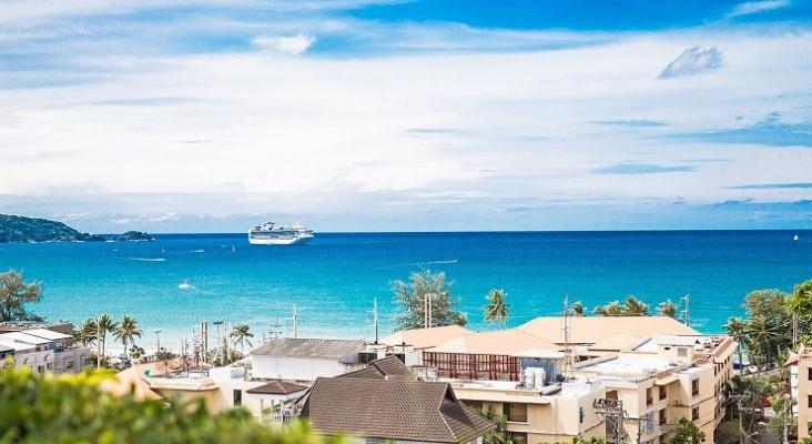 Vistas de Phuket, Tailandia