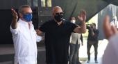 Vin Diesel construirá un estudio cinematográfico en República Dominicana | Foto: Twitter de Luis Abinader, presidente dominicano