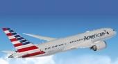 American Airlines reanuda los vuelos desde Barcelona y Madrid hacia Estados Unidos. Foto American Airlines