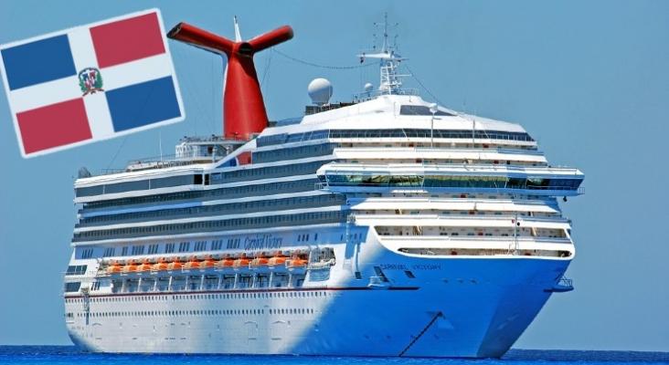 Los cruceros volverán a R. Dominicana en julio