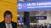 """""""Existe un furor tremendo por irse de vacaciones, pero el país está cerrado a cal y canto"""" Jaime Llull Reino Unido"""