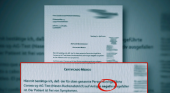 Fragmento del reportaje de RTL Life sobre certificados PCR falsos en Mallorca (Baleares)