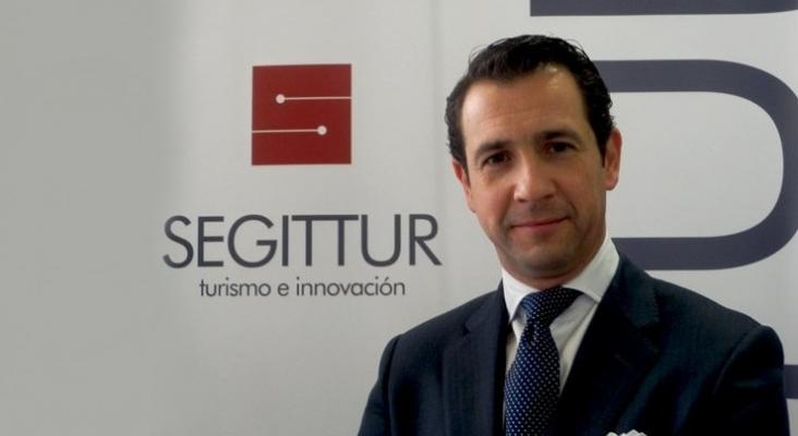 Antonio López de Ávila, presidente de Segittur desde 2012