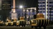 Egipto consigue atraer las miradas de medio mundo con un cortejo fúnebre en El Cairo. Foto ctvnews.ca