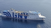Una tercera naviera operará rutas entre Baleares y la Península: Grandi Navi Veloci (GNV). Foto linkedin GNV
