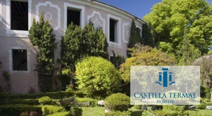 Castilla Termal convertirá la Real Fábrica de Paños de Brihuega en un hotel de 4 estrellas. Foto TCLM