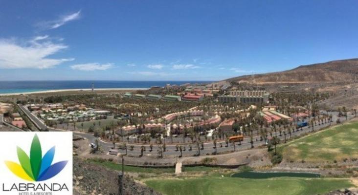 La millonaria rehabilitación del Stella Canaris recupera 3.000 camas en Morro Jable, en Fuerteventura