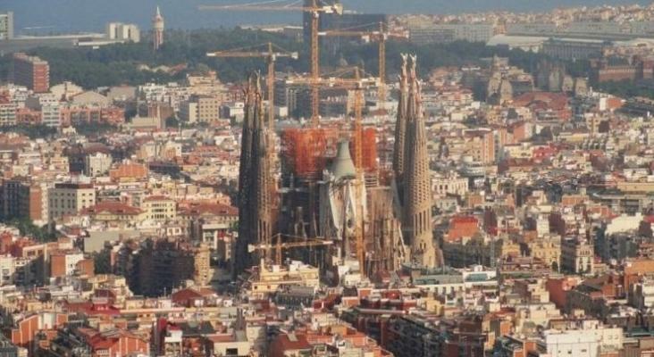 Distrito de la Sagrada Familia, en Barcelona