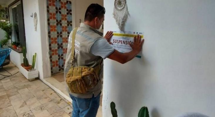 Clausuran cinco hoteles en Tulum (México) que superaban el aforo permitido   Foto: Sol de México
