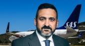 El español Álex Cruz se postula para dirigir la aerolínea escandinava SAS | Foto por Travelweekly