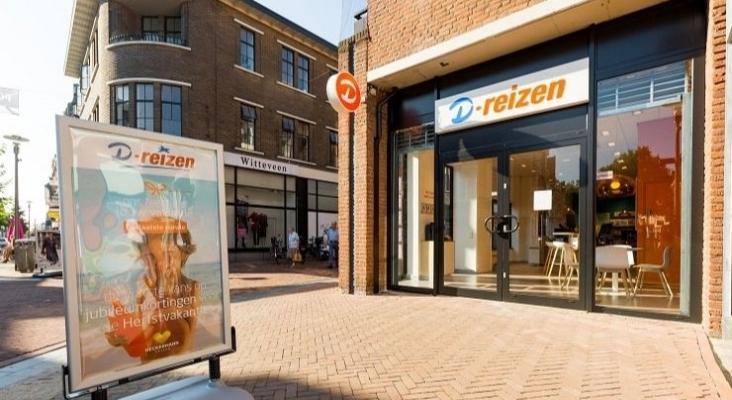 Quiebra la red de agencias de viajes más grande de Países Bajos | Foto: Sucursal de d-reizen