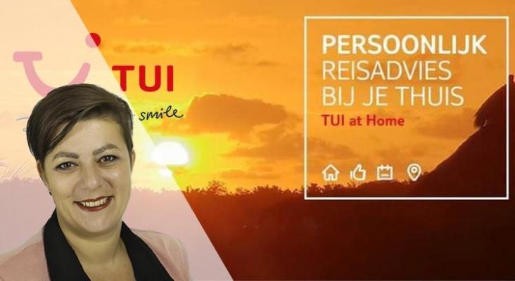 Valleria Morelli, agente de viaje en TUI at Home (Países Bajos)