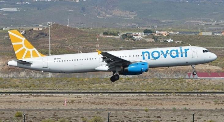 DER Touristik y Apollo venden la aerolínea Novair al grupo danés Jet Nordic. Alan Wilson (CC BY-SA 2.0)
