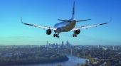El veto de Trump provoca una caída en bolsa de las principales líneas aéreas estadounidenses