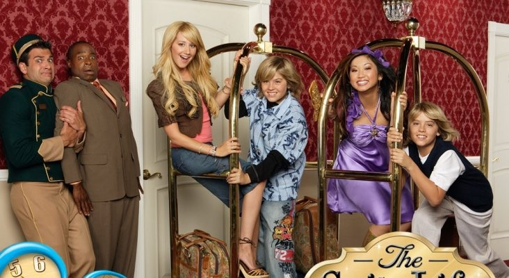 The Suite Life of Zack & Cody. Foto Disney Channel