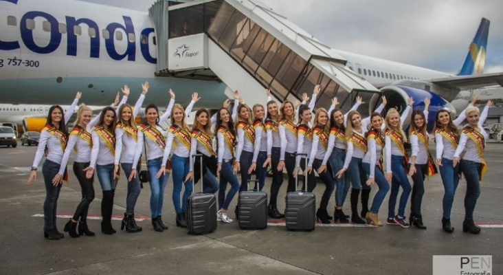 Más belleza para promocionar un destino   Las 21 candidatas de Miss Alemania 2017