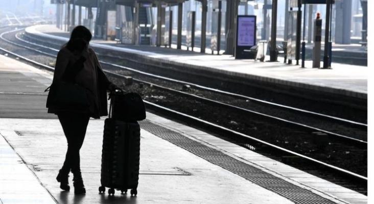 Los franceses no pueden viajar a España hasta, al menos, el 2 de mayo. Foto Baziz Chibane - VDNPQR