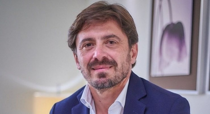 Jorge Marichal, presidente de Ashotel y de CEHAT