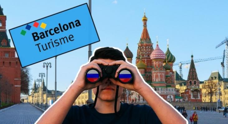Turisme de Barcelona viaja a Rusia para captar al turista Premium y MICE