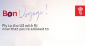 Royal Jordanian se burla del veto de Estados Unidos
