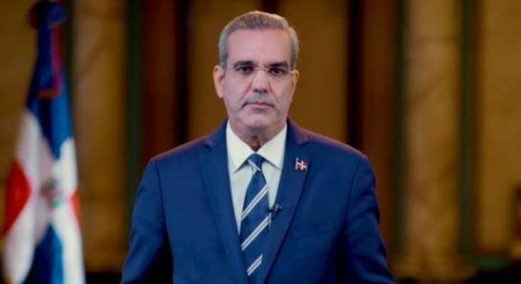 Presidente de República Dominicana,Luis Abinader. Foto lavozdelprm.org