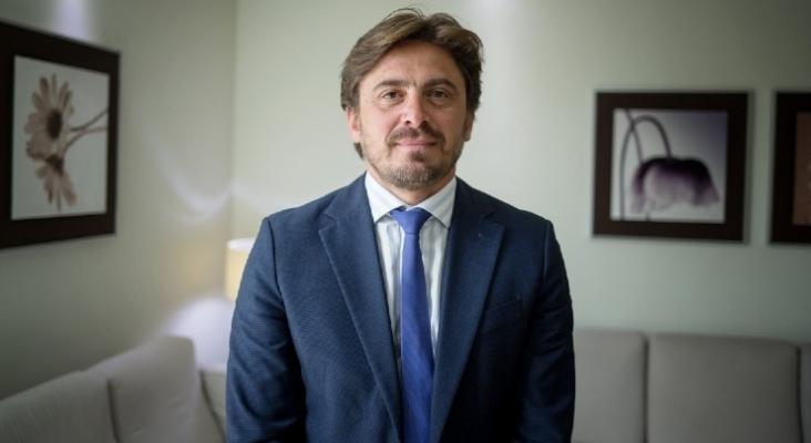 Jorge Marichal, presidente de la CEHAT y Ashotel