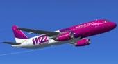Aerolínea de bajo coste húngara, Wizz Air.