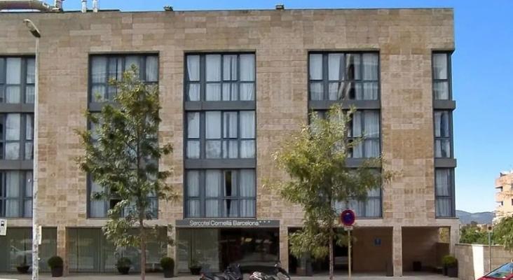 Sercotel Cornellá Barcelona   Foto sercotelhoteles.com