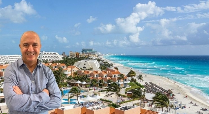 Cancún (México) pronostica ocupaciones por encima del 75% para el verano | En la foto Javier Aranda cambio22.info