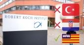 Ventaja competitiva para Baleares: Alemania impone cuarentena a Croacia y Turquía |ZDF