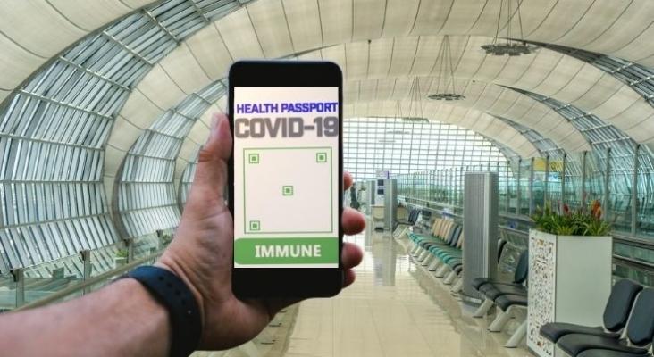 El 91% de los viajeros se sentiría cómodo utilizando un pasaporte sanitario digital
