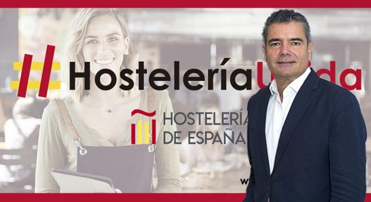 Emilio Gallego, secretario general de Hostelería de España