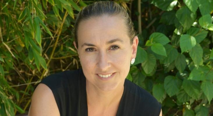 Leire Bilbao, directora gerente de Visit Benidorm