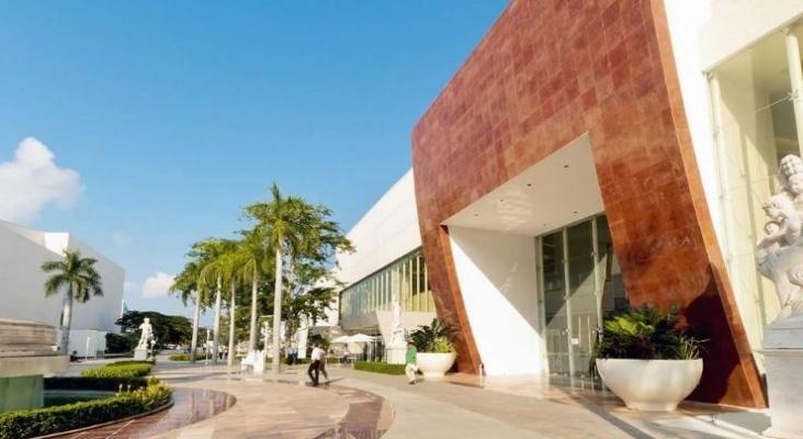 Expo Mundo Imperial, ubicado en Riviera Diamante (Acapulco, estado de Guerrero)