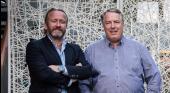 Arjan Kers, TUI Nederland y Steven van der Heijden, Corendon