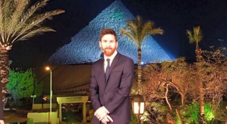 Messi decepciona a Egipto