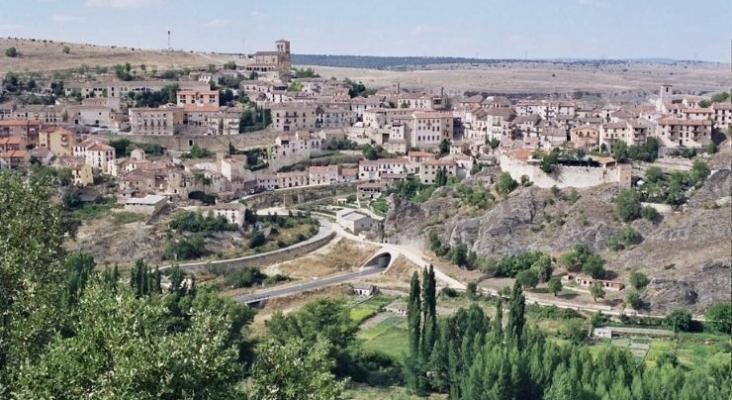 Sepúlveda (Segovia, Castilla y León)   Foto: Pelayo2 (CC BY-SA 3.0)